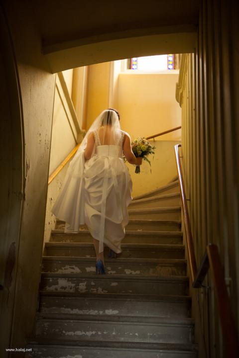 Svatební den Ondřeje a Kačky