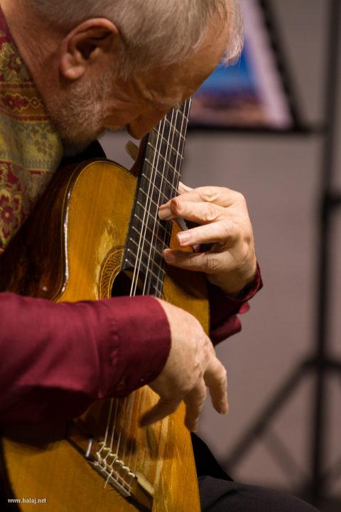 Kytarový mág Štěpán Rak