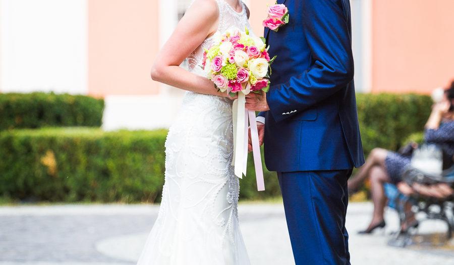 Svatební den Sabiny a Michala